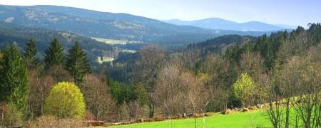 Urlaub im Bayrischen Wald
